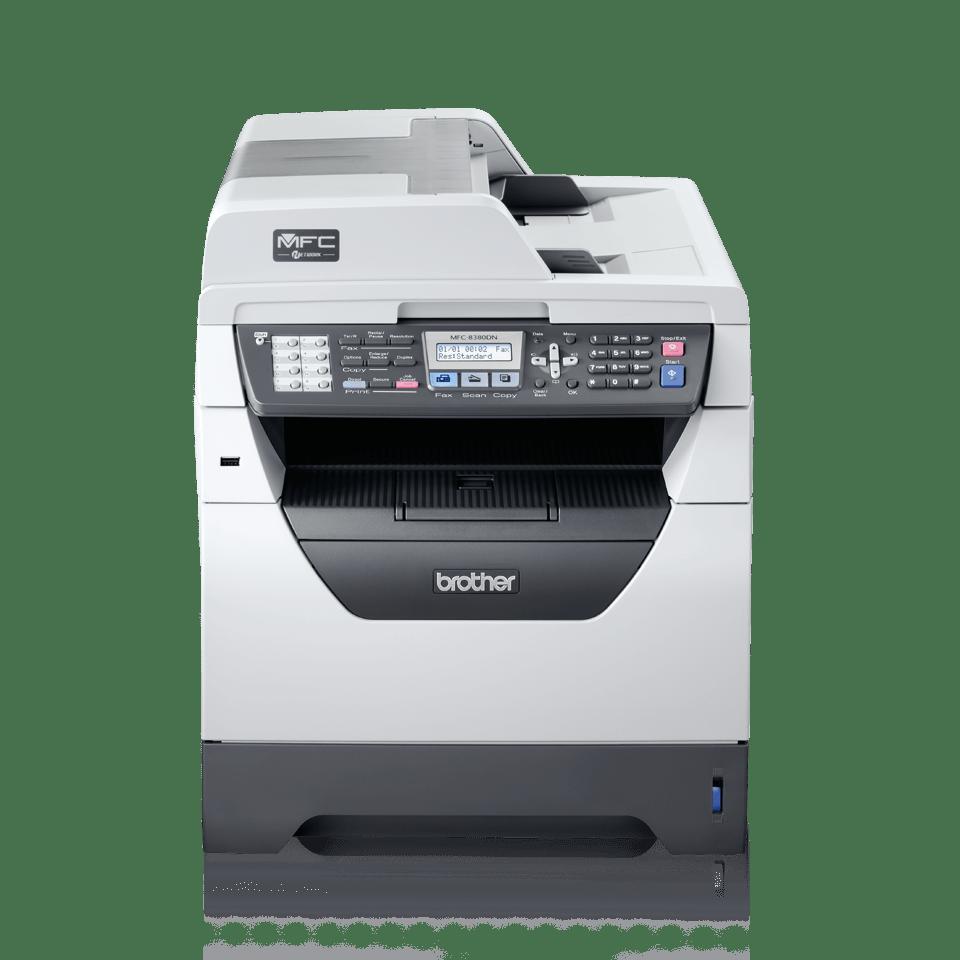 MFC-8380DN imprimante 4-en-1 laser monochrome 2