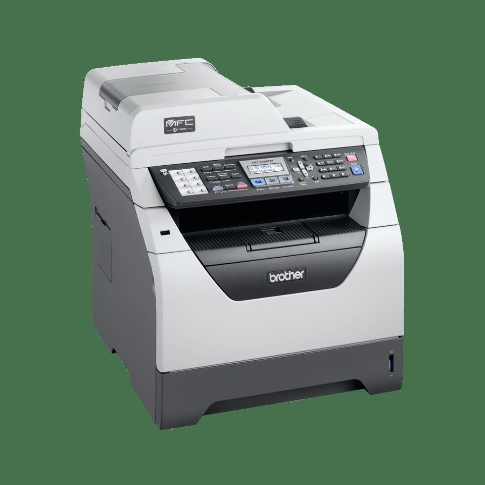 MFC-8380DN imprimante 4-en-1 laser monochrome 3