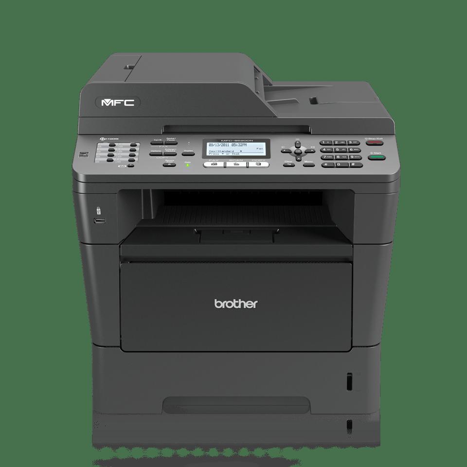 MFC-8520DN imprimante 4-en-1 laser monochrome