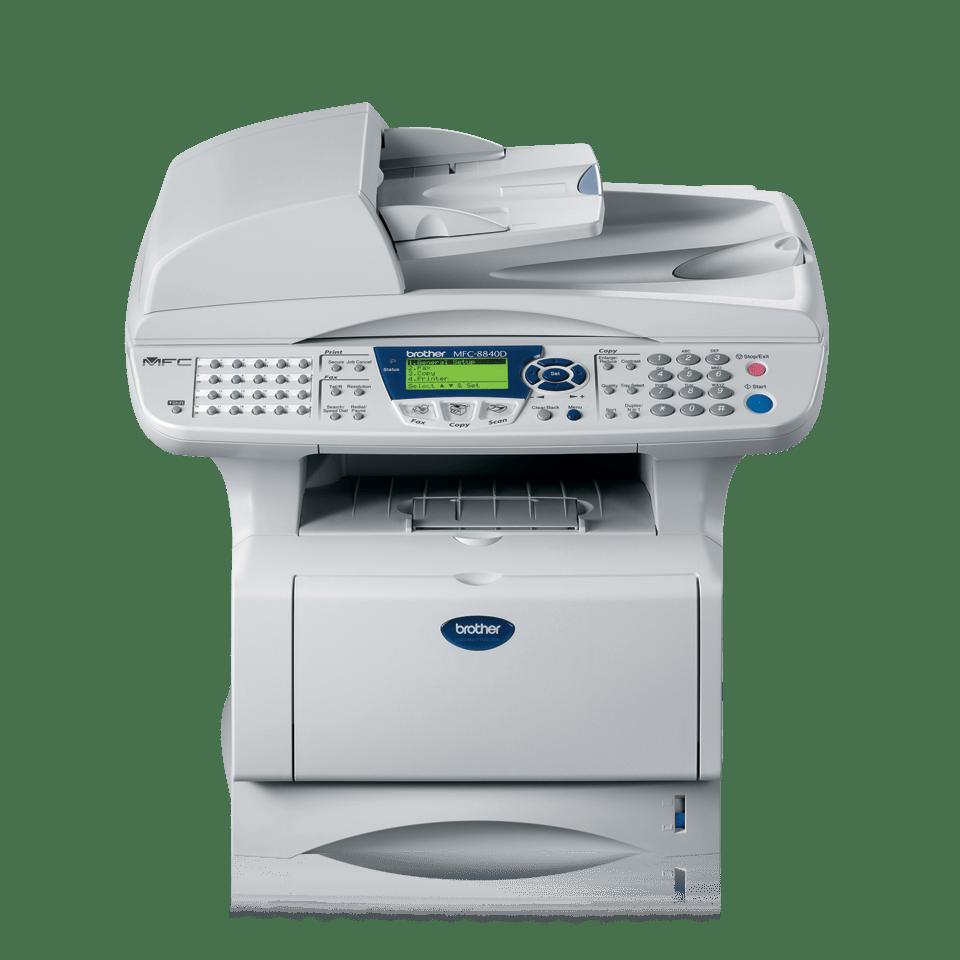 MFC-8840D imprimante 4-en-1 laser monochrome 2