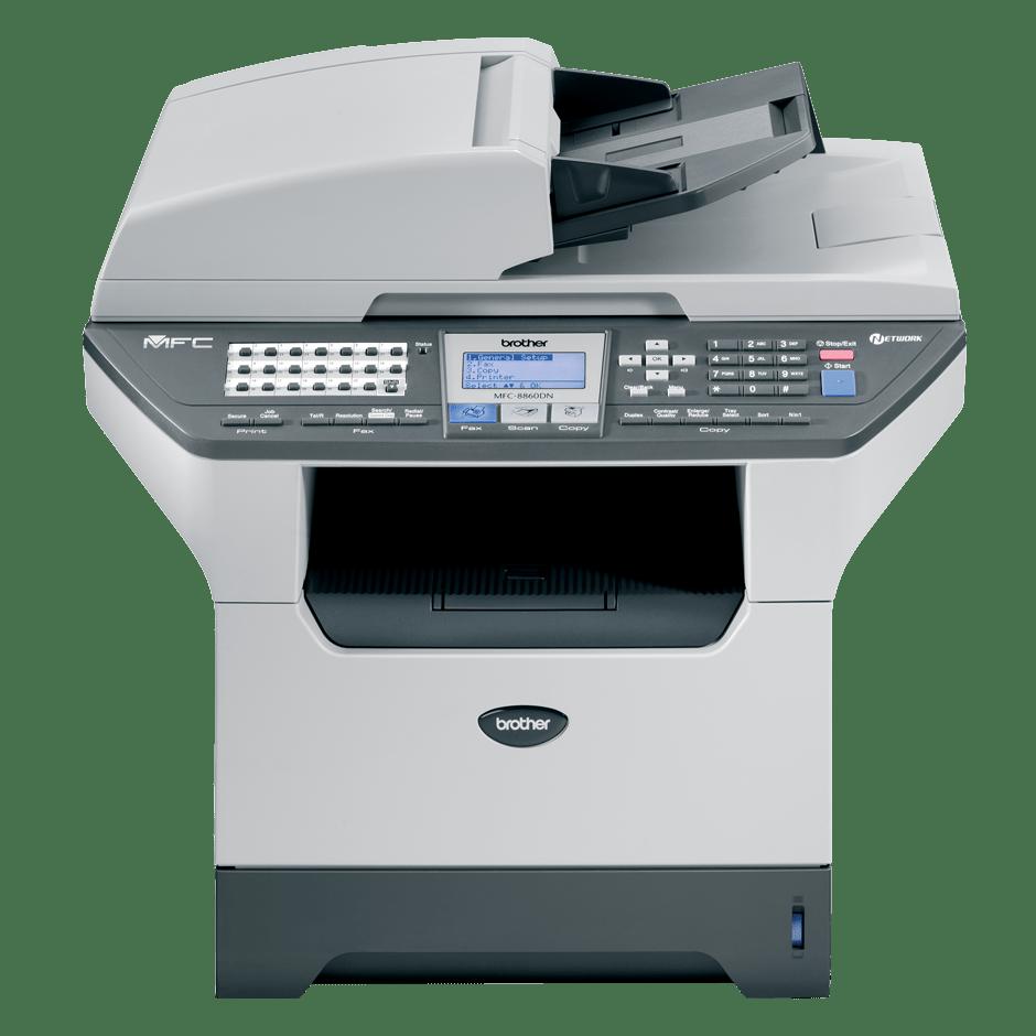 MFC-8860DN imprimante 4-en-1 laser monochrome