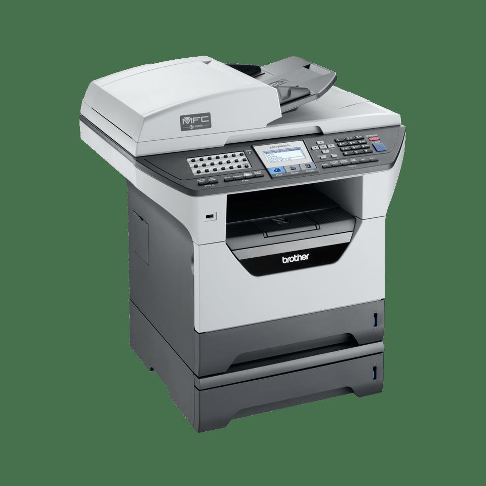 MFC-8880DN imprimante 4-en-1 laser monochrome 5