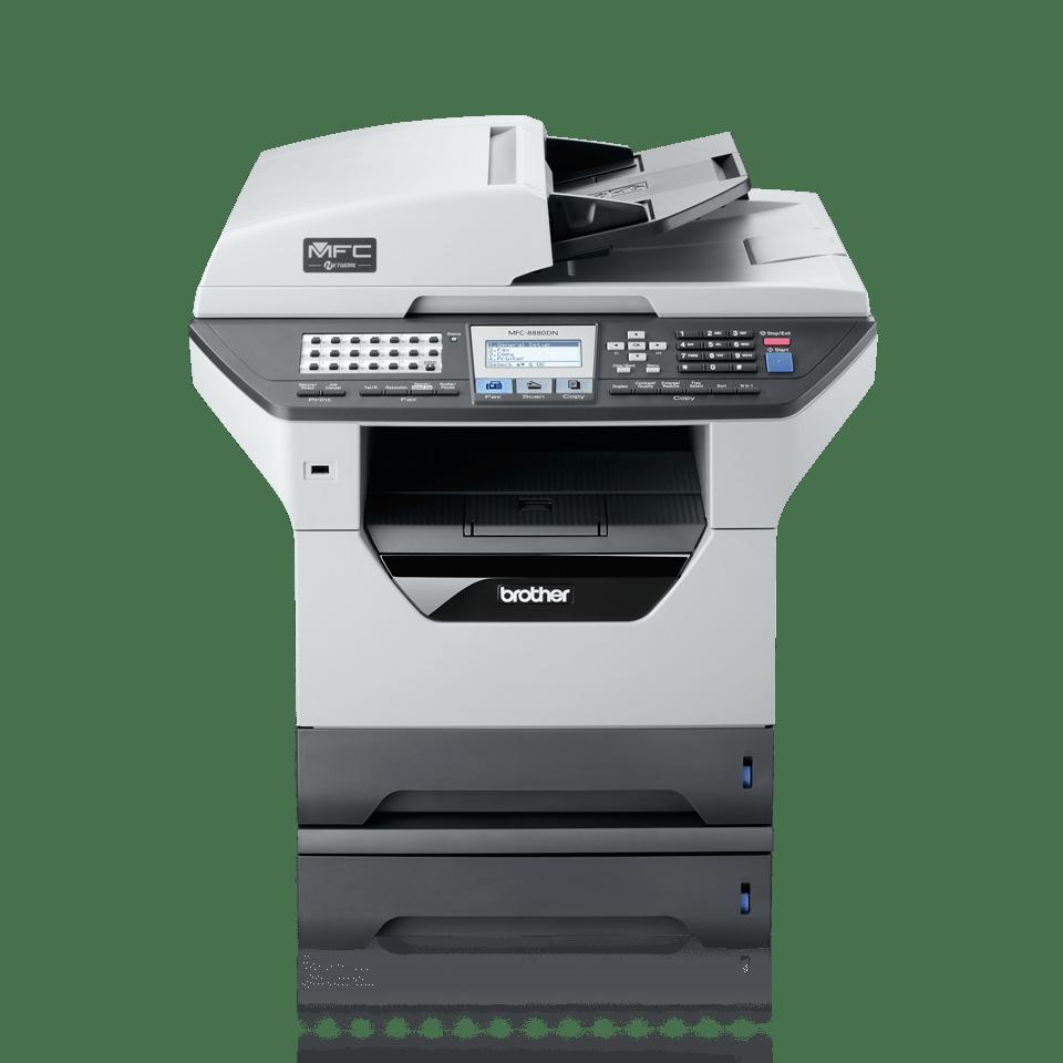 MFC-8880DN imprimante 4-en-1 laser monochrome 6