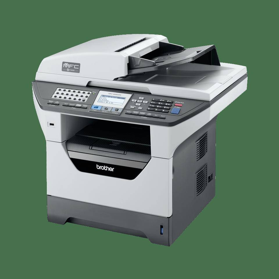 MFC-8880DN imprimante 4-en-1 laser monochrome 2