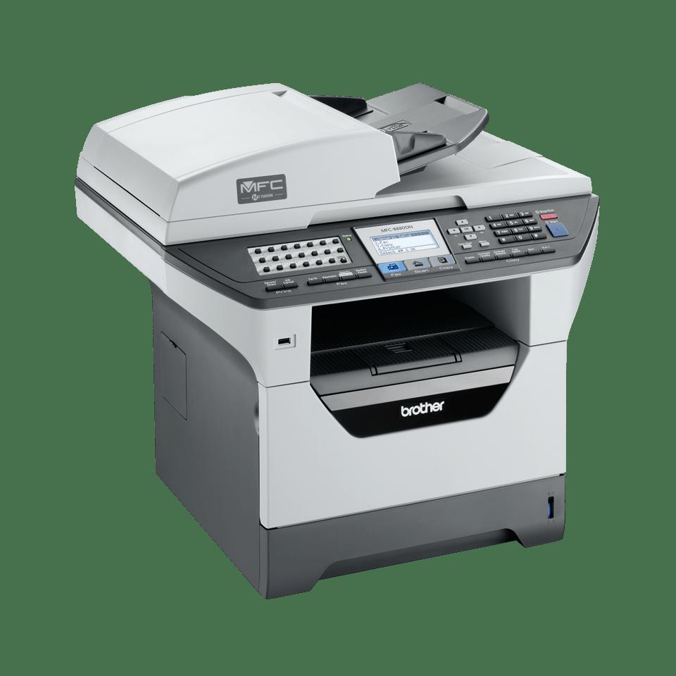 MFC-8880DN imprimante 4-en-1 laser monochrome 3