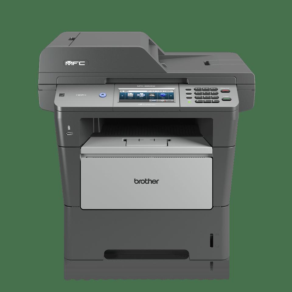 MFC-8950DW imprimante 4-en-1 laser monochrome 2