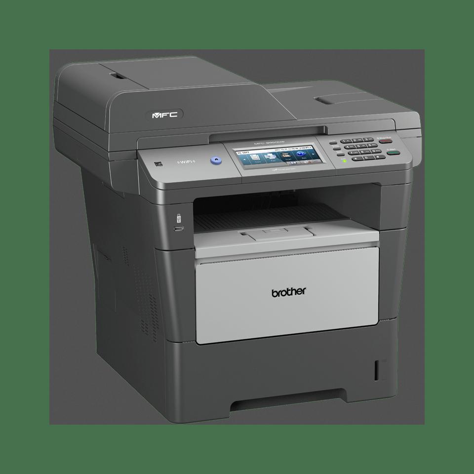 MFC-8950DW imprimante 4-en-1 laser monochrome 3
