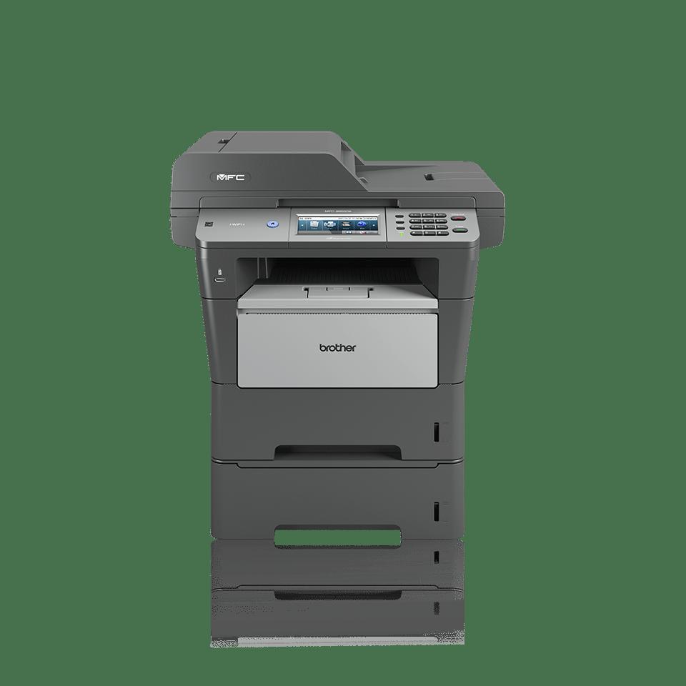 MFC-8950DWT imprimante 4-en-1 laser monochrome 2