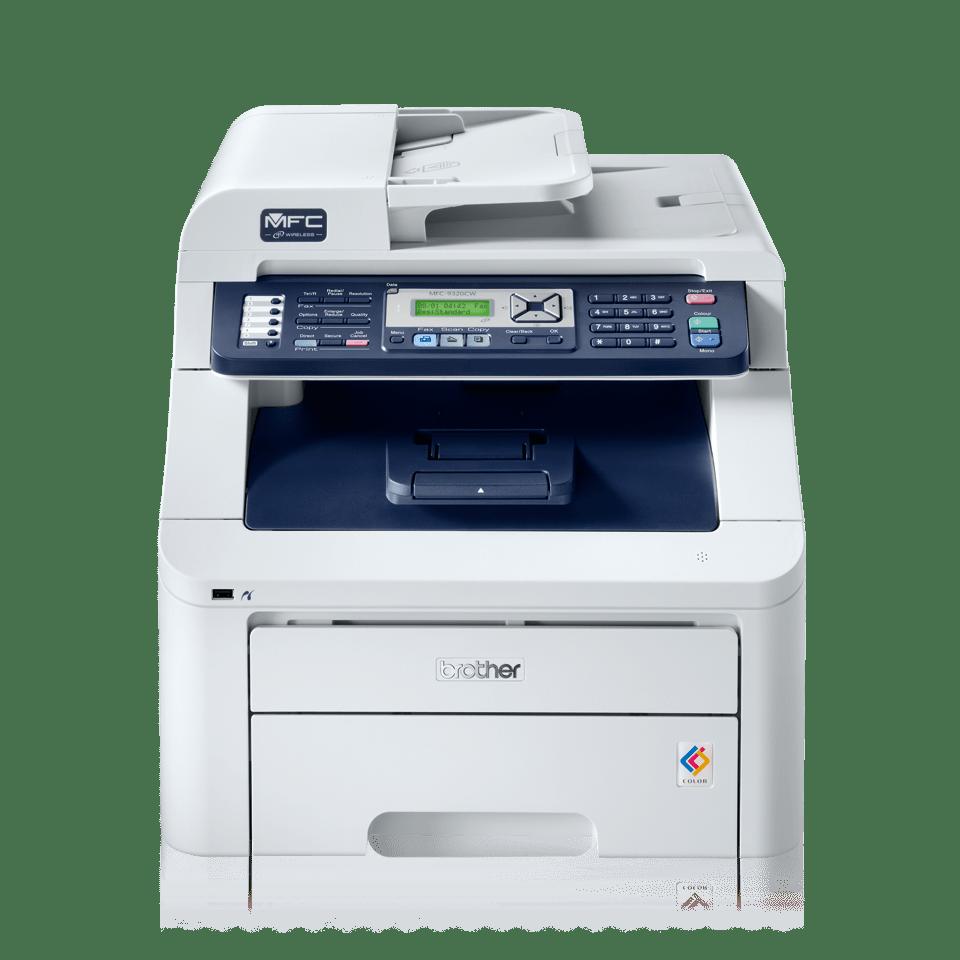 MFC-9320CW imprimante 4-en-1 laser couleur