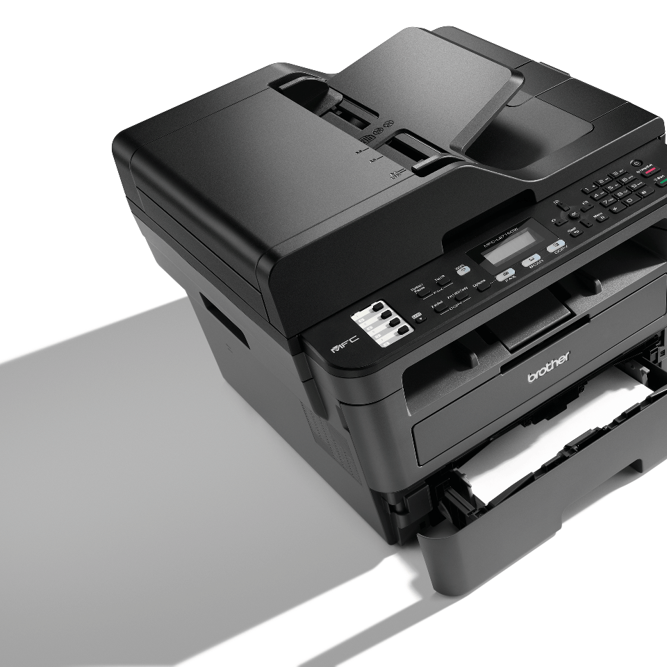 MFC-L2710DW imprimante 4-en-1 laser monochrome compacte et wifi 6