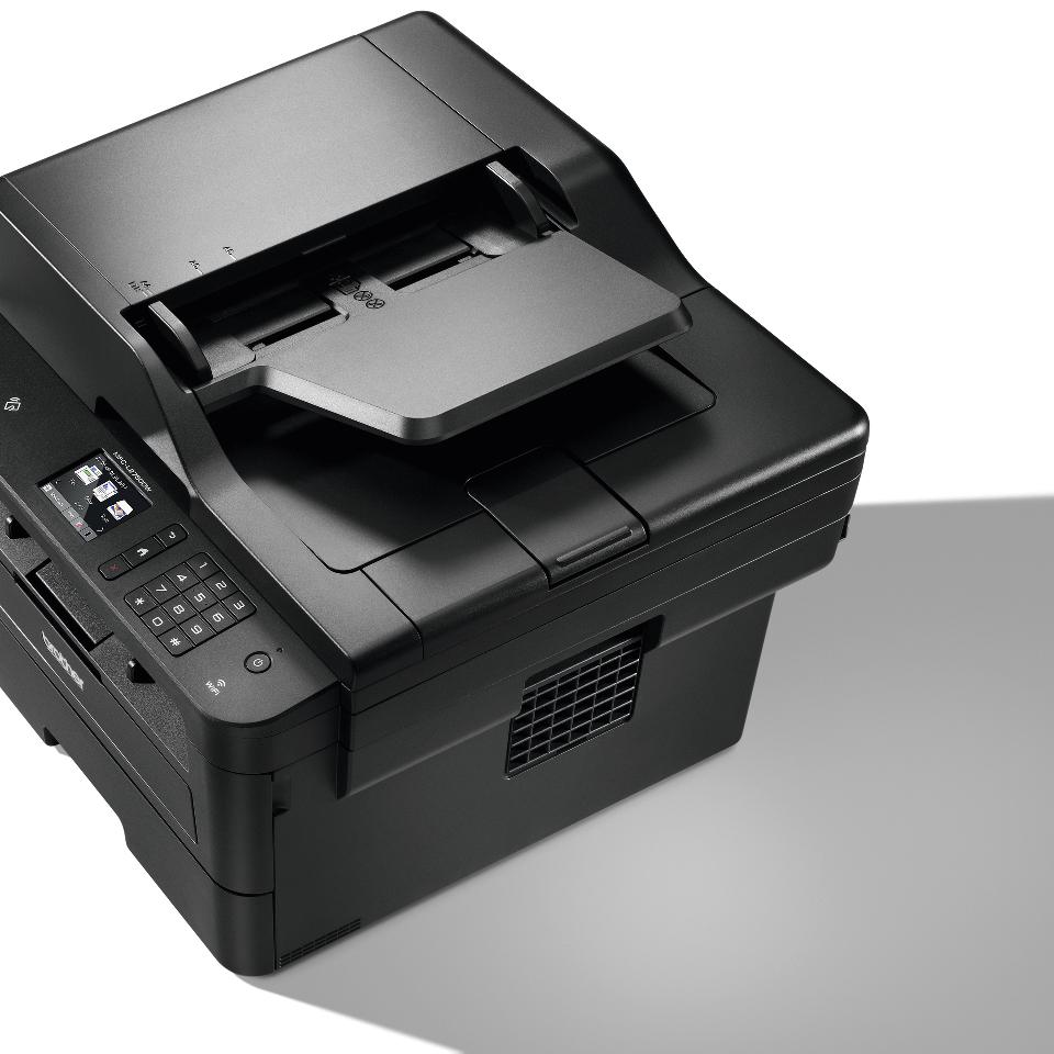 MFC-L2750DW imprimante 4-en-1 laser monochrome compacte et wifi 5