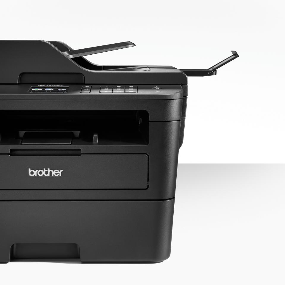 MFC-L2750DW imprimante 4-en-1 laser monochrome compacte et wifi 6