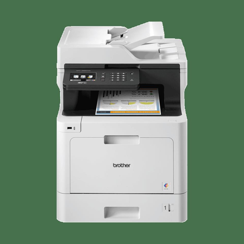 MFC-L8690CDW imprimante laser couleur tout-en-un professionnelle 8
