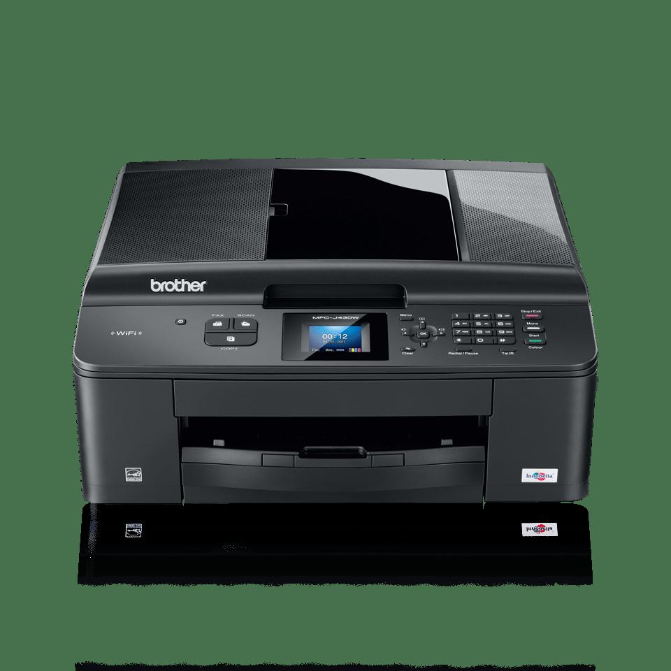 MFC-J430W imprimante 4-in-1 jet d'encre
