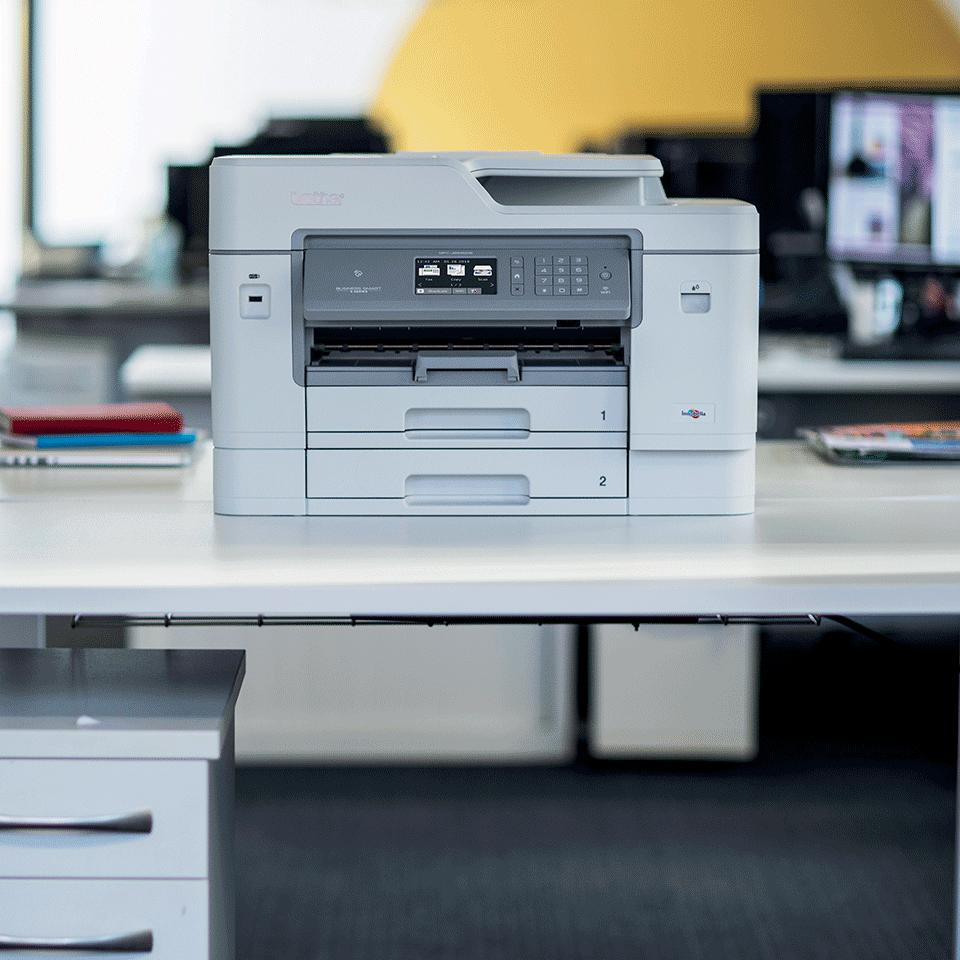 MFC-J6945DW imprimante jet d'encre couleur A3 4-en-1 sans fil 4