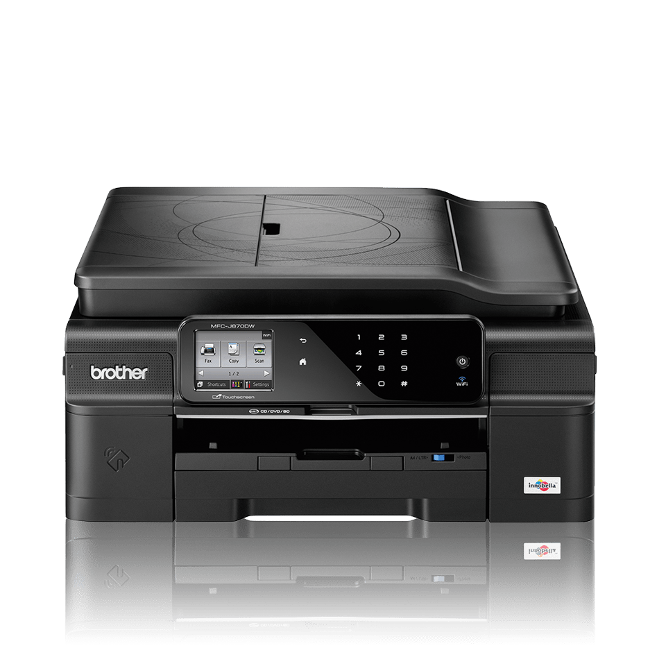 MFC-J870DW imprimante 4-in-1 jet d'encre