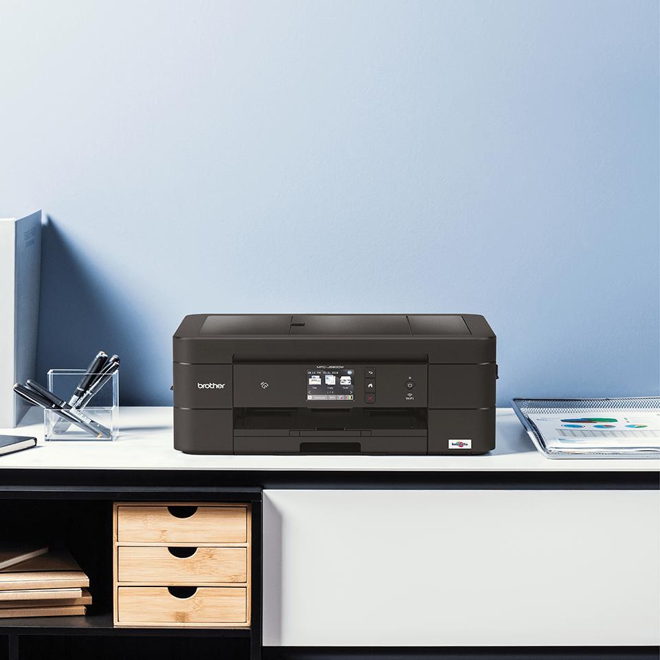 MFC-J890DW imprimante jet d'encre A4 4-en-1 compacte et wifi 6