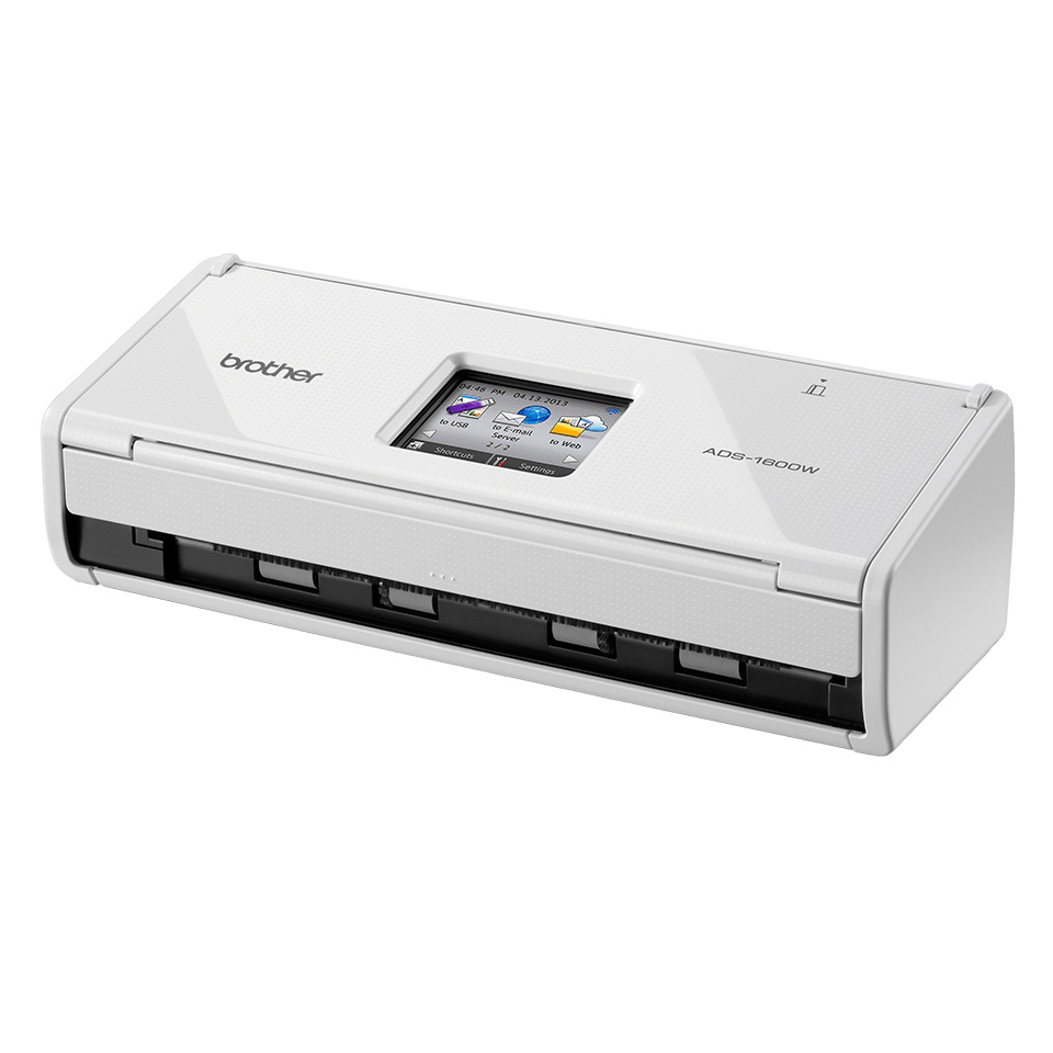 ADS-1600W scanner compact 2