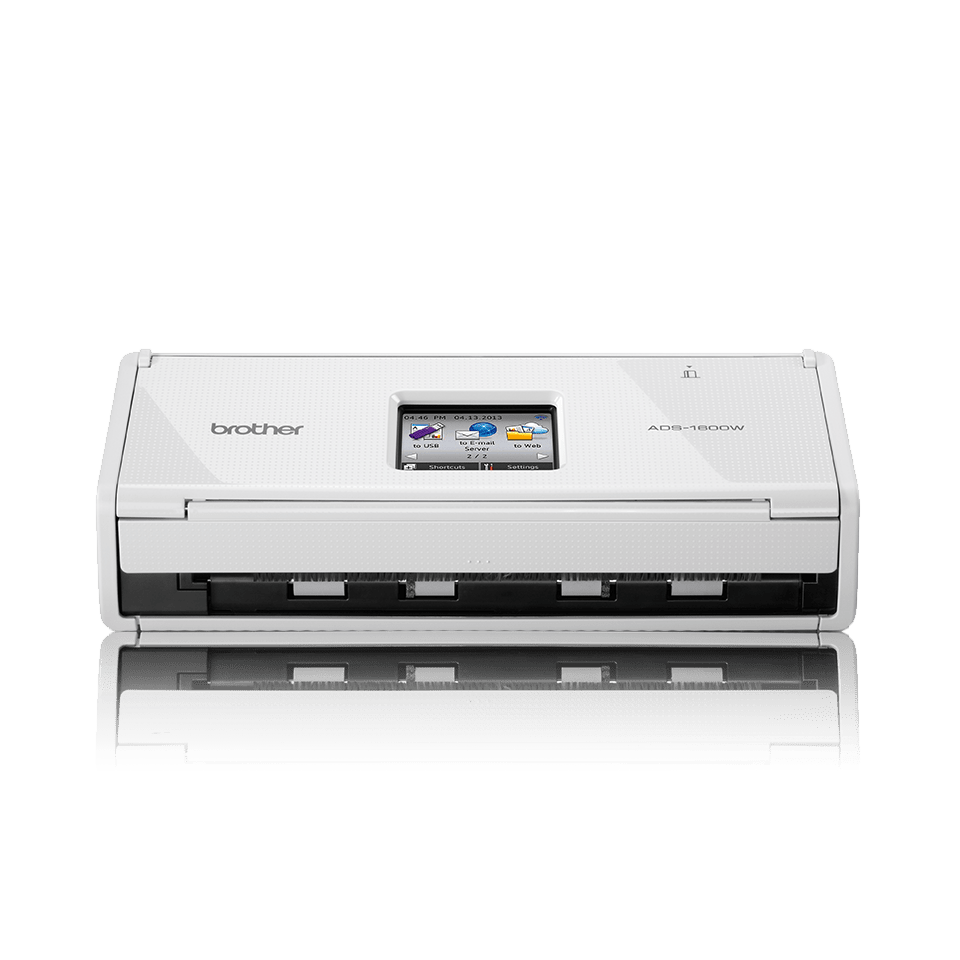 ADS-1600W scanner compact