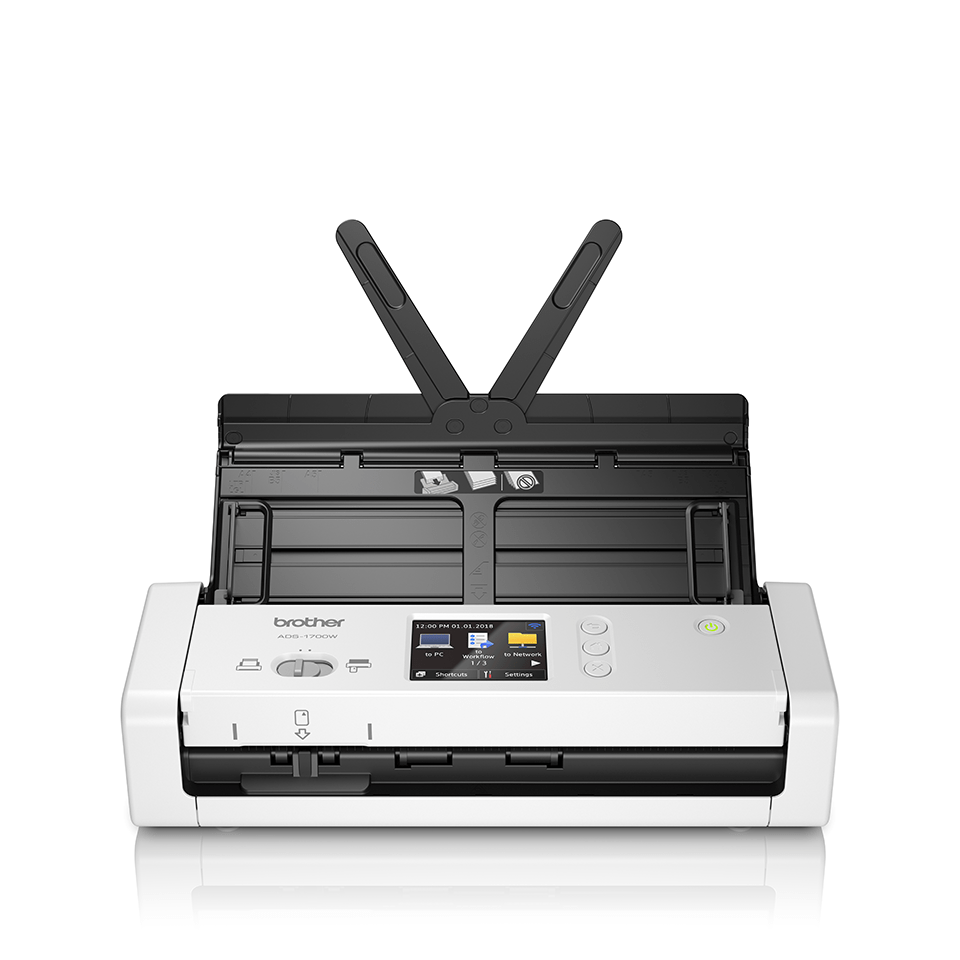 ADS-1700W Scanner de documents intelligent et compact 5