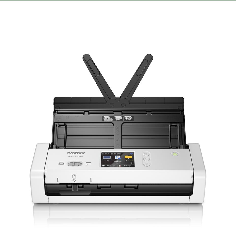 ADS-1700W Scanner de documents intelligent et compact 5