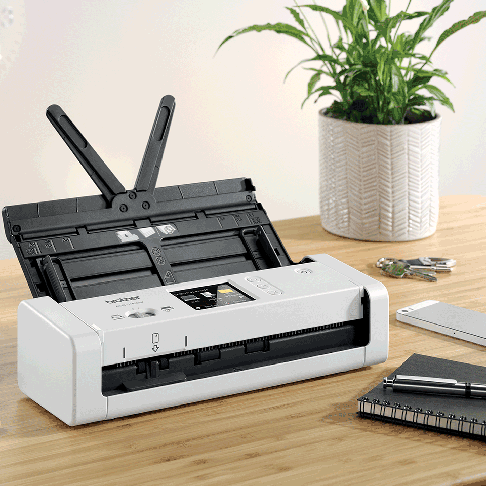 ADS-1700W Scanner de documents intelligent et compact 6