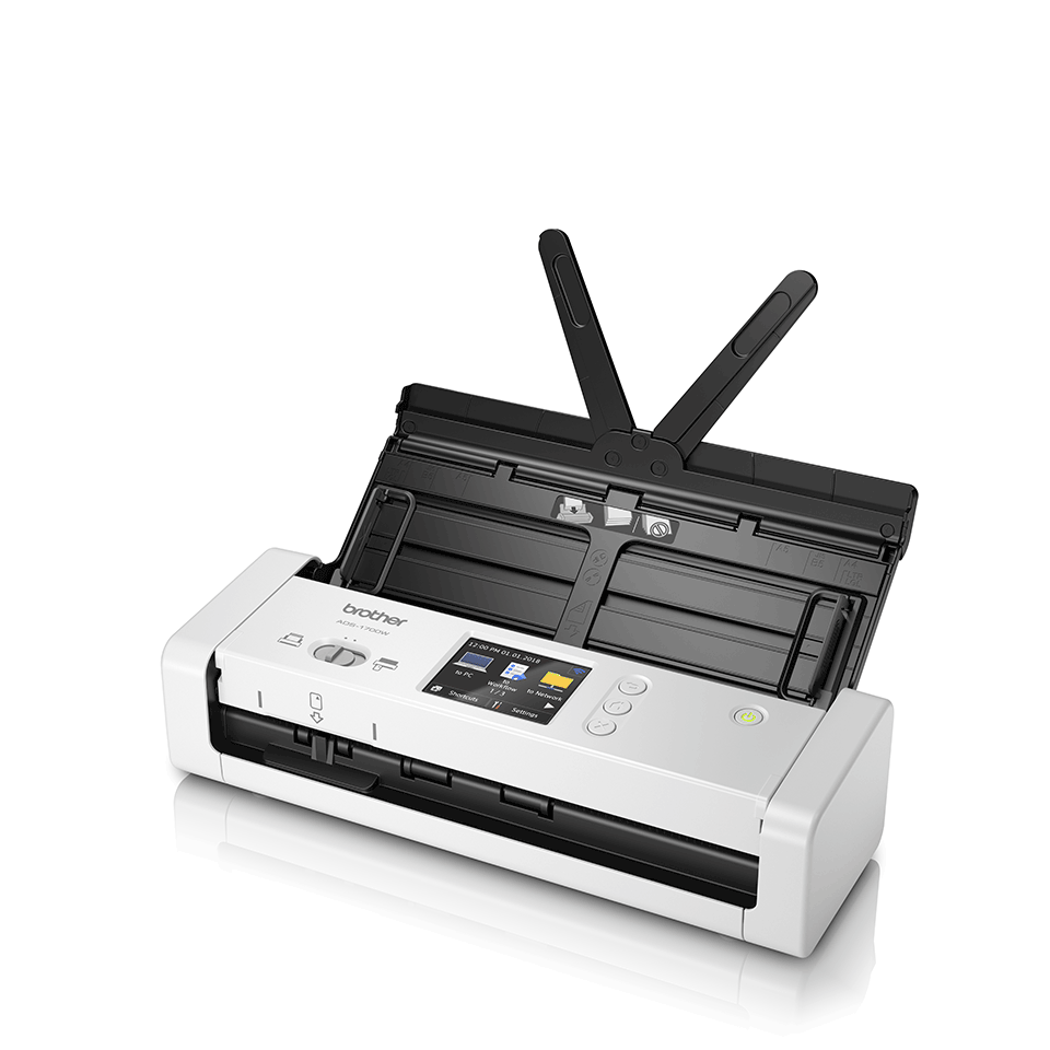 ADS-1700W Scanner de documents intelligent et compact 2