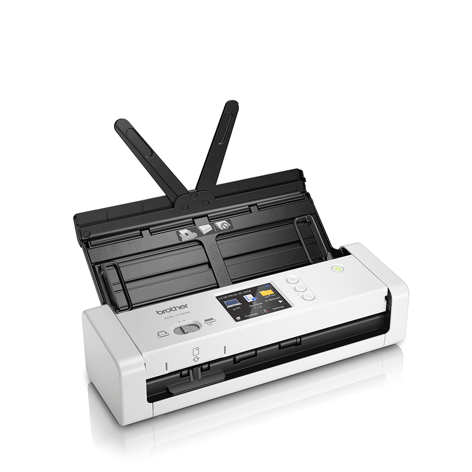 ADS-1700W Scanner de documents intelligent et compact 3