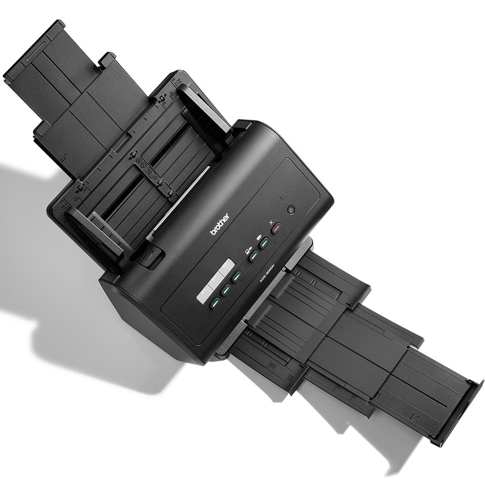 ADS-3000N scanner de bureau 4