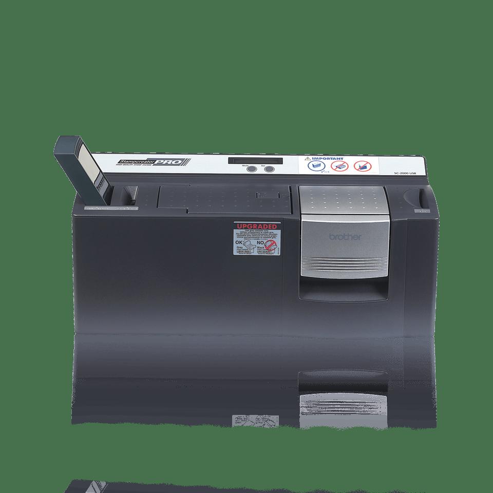 SC-2000USB Stamp Creator Pro créateur de tampons 2