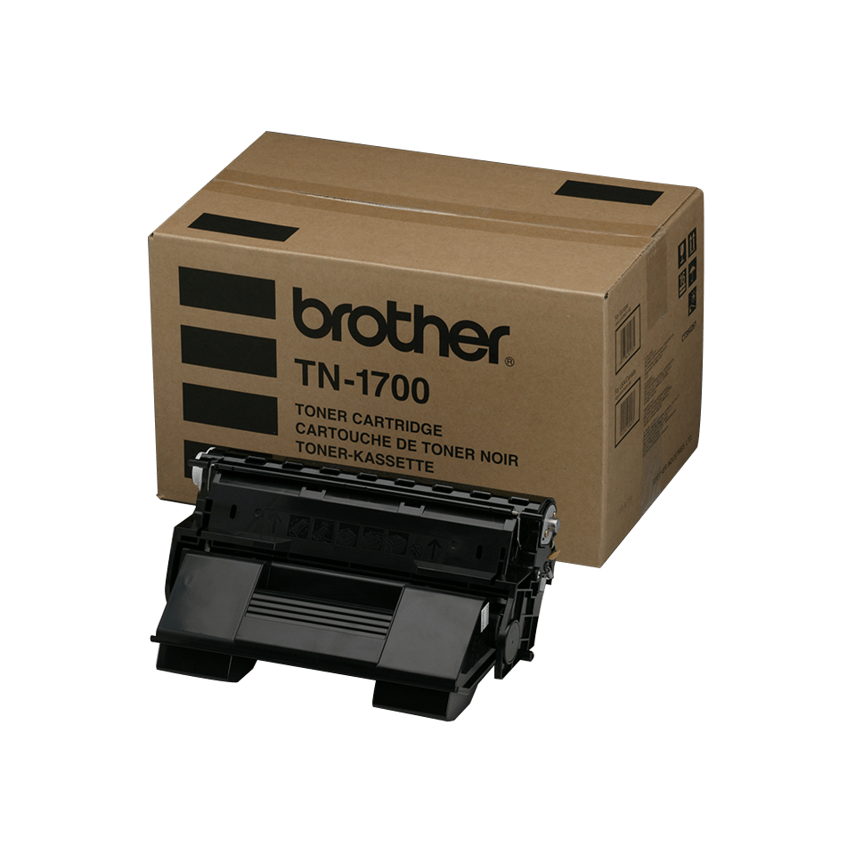TN-1700 toner noir d'origine Brother