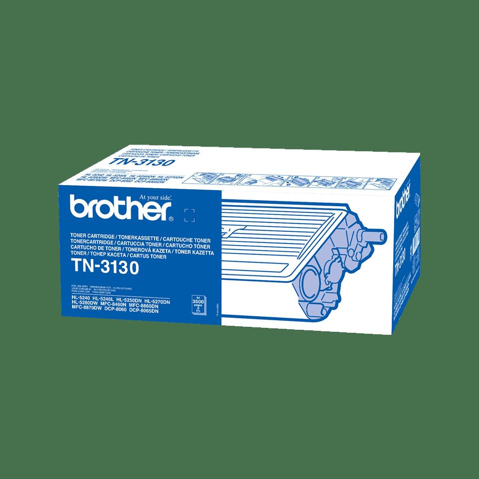 TN-3130 toner noir d'origine Brother à rendement standard 0