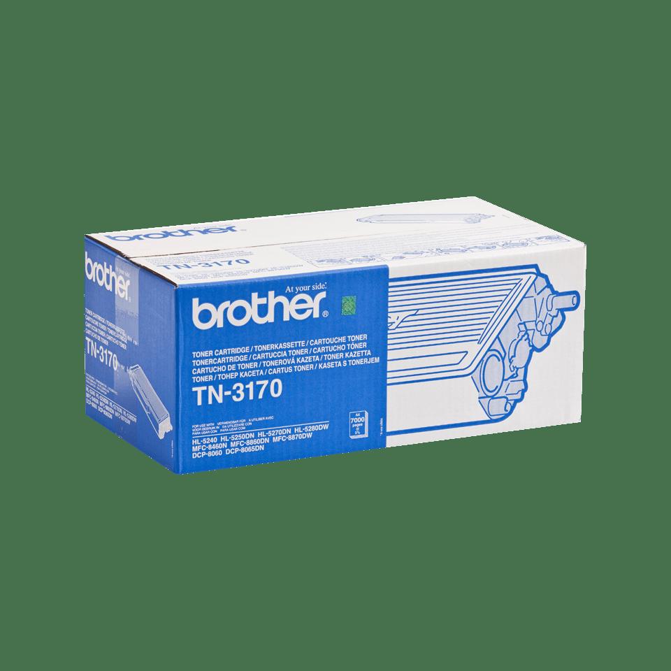 Brother TN3170 toner noir - haut rendement