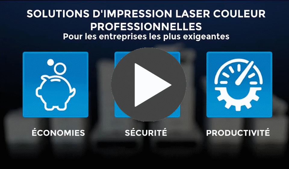 DCP-L8410CDW imprimante laser couleur tout-en-un professionnelle 7